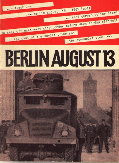 Cover - Berlin August 13