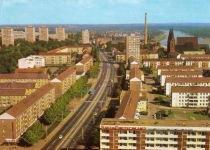 Frankfurt/Oder - Karl Marx Street (Bild und Heimat, 1981)